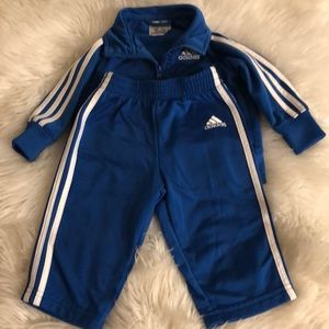 BABY BOYS 6M ROYAL BLUE MATCHING TRACK SUIT